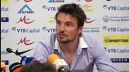 Йовов: Убеден съм, че ще бием ЦСКА и ще ги поразклатим сериозно