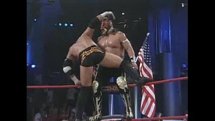 TNA World X Cup 2008 - Ultimo Guerrero Vs Kaz