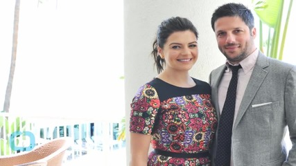 "Casey Wilson Compares Her First Trimester to ""an Extreme Hangover"""
