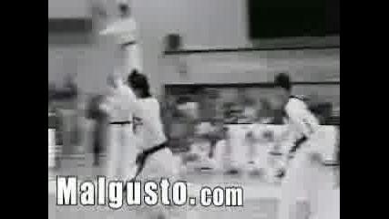 Taekwondo Wtf Демонстрация