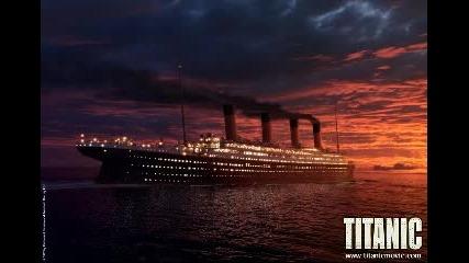titanic istinata
