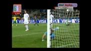 Юар 2 - 0 Заландия - Втори гол на Бърнарт Паркър 17.06.09