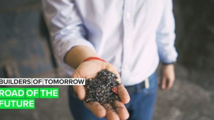 Builders of Tomorrow: A Future Paved with Plastic