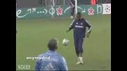 Тренировка На Robinho