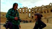 Синият град и колизеумът Ел Джем (Тунис #2, Без багаж)