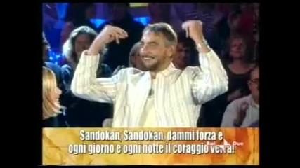 Kabir Bedi - Sandokan