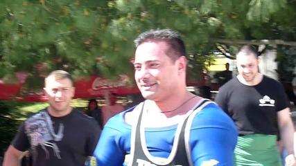 "Турнир ""карлово"" (12.05.2012) - 250.0 кг"
