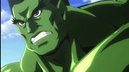 Marvel Disk Wars: The Avengers - 09 / Eng Subs