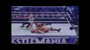 Randy Orton vs. Cm Punk - Wwe Wrestlemania 27