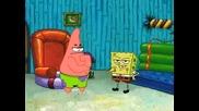 Spongebob I celuvkata na baba mu!