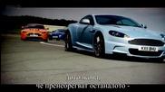 Top Gear Series17 E2 (part 1) + Bg sub