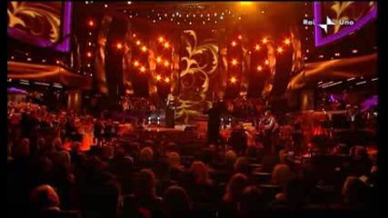 Sanremo 2009 - Iva Zanicchi - Ti Voglio Senza Amore