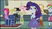 Mlp Fim Equestria Girls Rainbow Rocks Trailer Movie