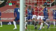 Манчестер Юнайтед - Челси 0:0 /първо полувреме/
