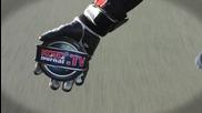 Extreme 258 Km_h Sur La Glace _ Match Porsche Gt3 Rs Face A Yamaha Yzf 1000 R1