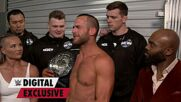 The Diamond Mine celebrate Roderick Strong's title win: WWE Digital Exclusive, Sept. 21, 2021