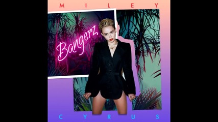 Miley Cyrus - Sms ft. Britney Spears #bangerz (audio)