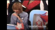 Lee Taemin Shinee Nervous, Claps, Laughs, Blinks, Kid - Hello Cover.wmv