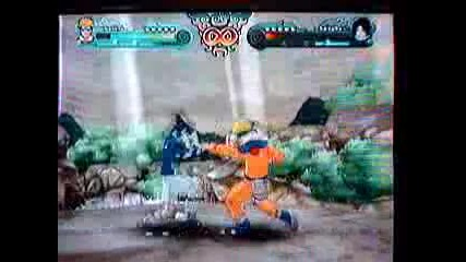Naruto clash of ninja revoluiton 2 naruto vs sasuke