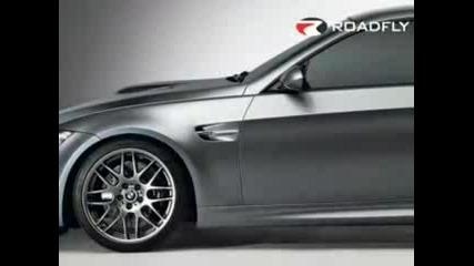 2008 Bmw M3 Concept From Geneva Auto Show