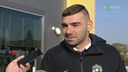 Владо Стоянов: Надявам се да се представим добре