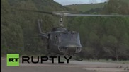 Italy: Russian observers visit site of NATO training exercise