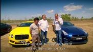 Top Gear Series 22 E2 (part 1) + Bg sub