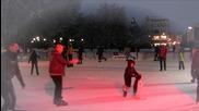 Ледена пързалка Пловдив 2016