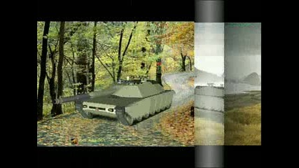 Z3 Anatolian Pars Tank