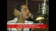 David Bisbal encantado con su nuevo trabajo - El programa de Ana Rosa - Telecinco.es