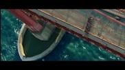 Emilia Clarke, Jai Courtney, Arnold Schwarzenegger In 'Terminator Genisys' New Trailer