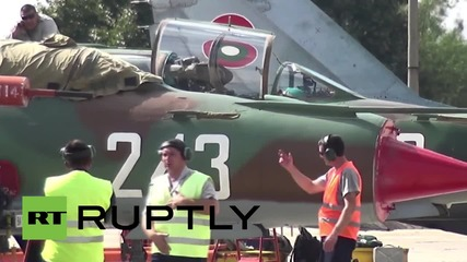 Bulgaria: Bulgarian-Polish drills take off as Russia warns Bulgaria not to break contract
