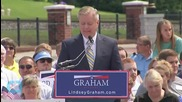Donald Trump Escalates War With Lindsey Graham