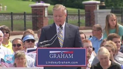 Donald Trump Escalates War With Lindsey Graham