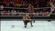 Big E vs. Titus O'neil: Wwe Superstars, June 5, 2014