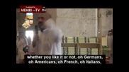 Мюсюлманите трябва да се размножават с европейците за да завладеят Европа