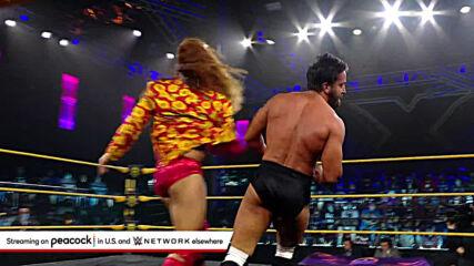 Ikemen Jiro vs. Tony Nese: WWE 205 Live, June 18, 2021