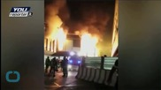 Rome Airport Reopens Terminal After Fire