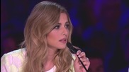 Amy Connolley sings Greatest Love Of All - Arena Auditions Wk 1 - The X Factor Uk 2014-1