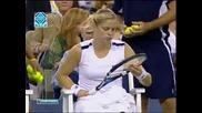 Us Open 2005 Final - Kim Clijsters - Mary Pierce