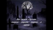 Evanescence - The Last song Im wasting on U [с превод и готик картинки]