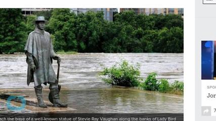 Another Deluge Wreaks Havoc Across Texas, Oklahoma