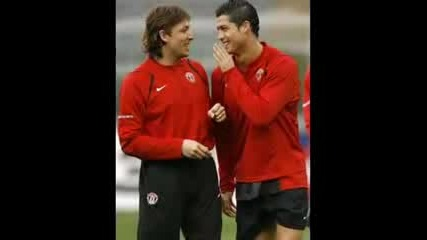 Cristiano Ronaldo Vs Europe Xi 09.05.07