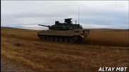 Turkish Altay Tank & T-129 Attack Helicopter Hd
