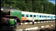 Steam loco Bdz 01.23 at Lakatnik