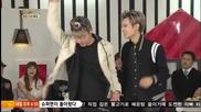Niel се превръща в Hyuna + couple dance with Hyunseung