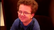 Keenan Cahill Chats with Matt Chin - Watch Beenerkeekee 19952 Chat with Matt Chin Part1