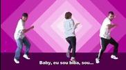 Justin Biba! Смешна пародия на Justin Bieber - Baby