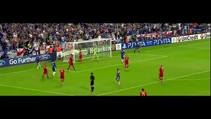 Дидие Дрогба срещу Байерн Мюнхен!шл-финал!