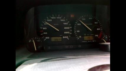 Ускорение на голф 3 Gti 0 - 240 км/ч